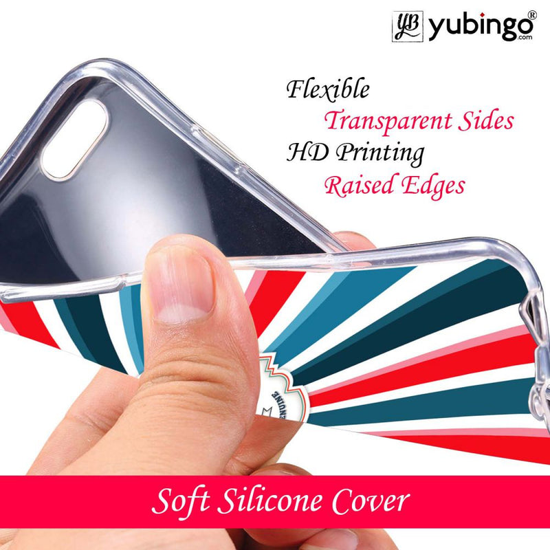 Colourful Customised Alphabet Back Cover for Infinix Note 5 Stylus-Image3