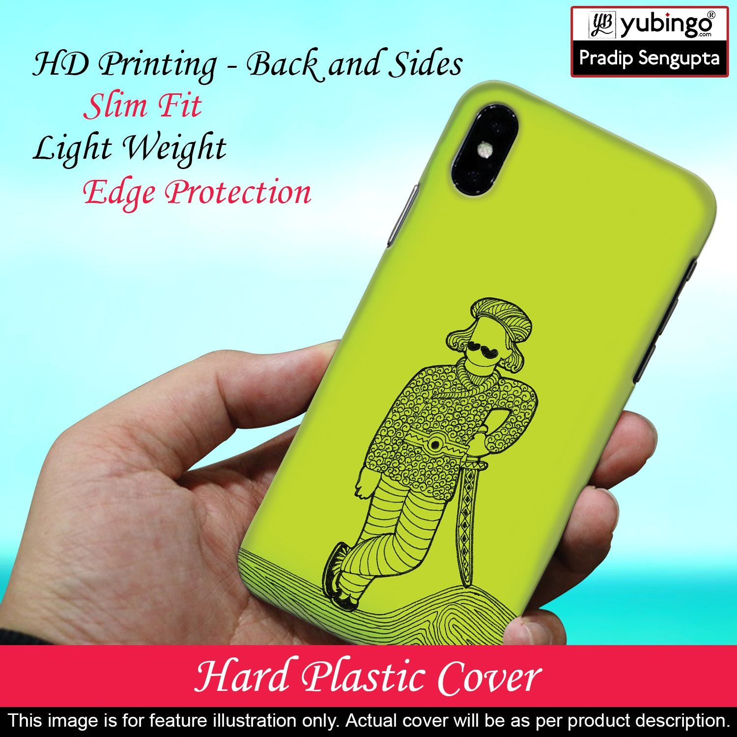 new styles d4bcb 6a170 Rajasthan Ka Maan Back Cover for Apple iPhone XS Max