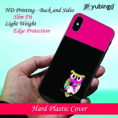 Lovely Owl Back Cover for Apple iPod Touch 5-Image2