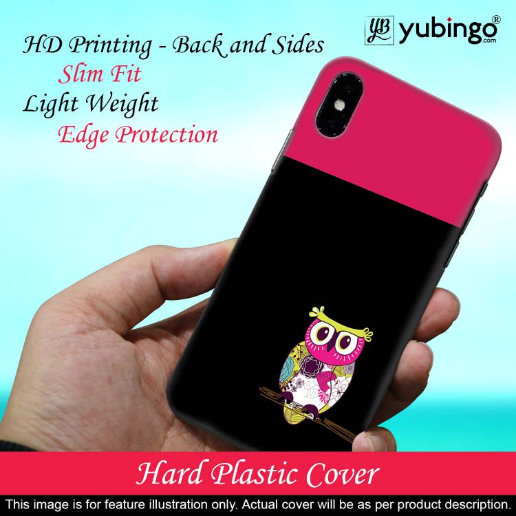 Lovely Owl Back Cover for Samsung Galaxy M30s
