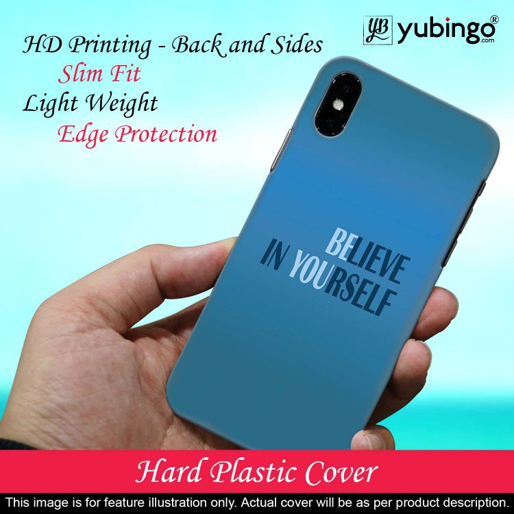 Believe in Yourself Back Cover for Samsung Galaxy A70