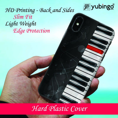 Piano Back Cover for Apple iPod Touch 5-Image2