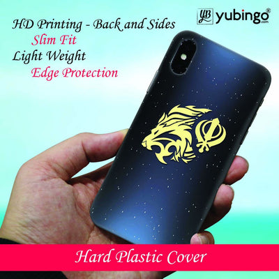 Khanda Sahib Back Cover for Apple iPhone 8 Plus-Image2