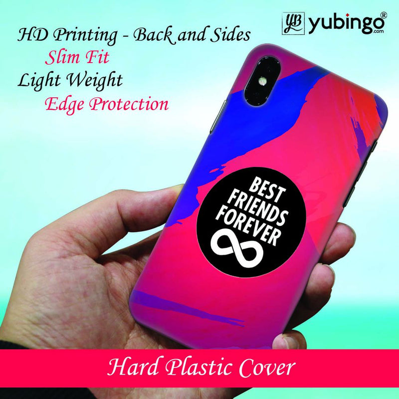 Best Friends Forever Back Cover for Xiaomi Redmi Note 5 Pro