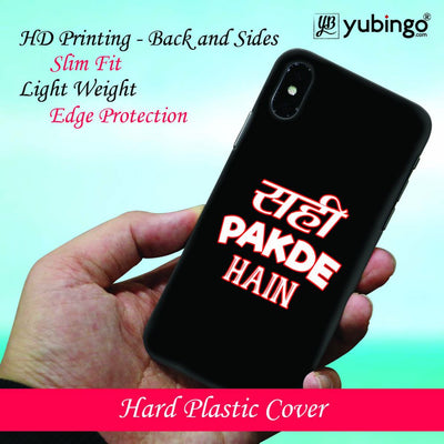 Sahi Pakde Hain Back Cover for Apple iPod Touch 5-Image2