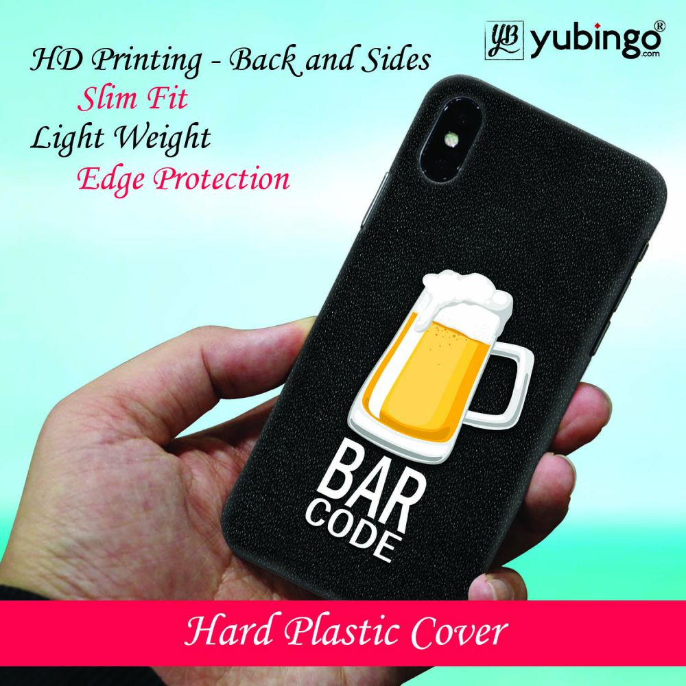 Drink Lover Collection Back Cover for Vivo Y71