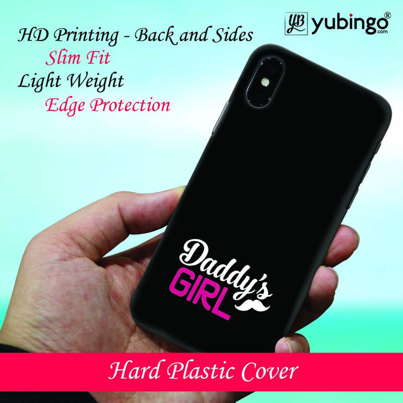 Daddy's Girl Back Cover for Samsung Galaxy M10