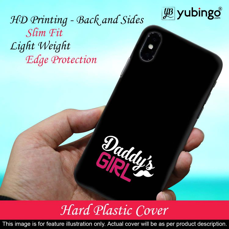 Daddy's Girl Back Cover for Motorola Moto E4