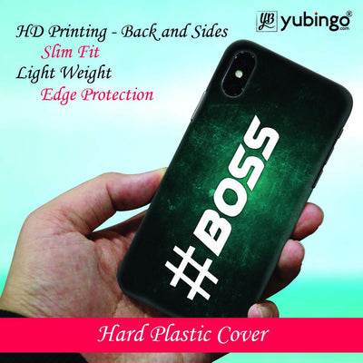 Boss Back Cover for Apple iPhone 6 Plus and iPhone 6S Plus-Image2