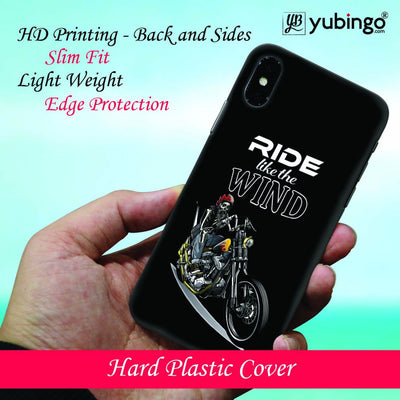 Ride the Wind Back Cover for Apple iPhone 8 Plus-Image2