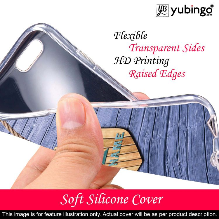Customised Name Back Cover for Infinix S4-Image3