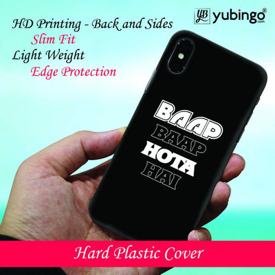 Baap Baap Hota Hai Back Cover for Apple iPhone 8 Plus-Image2