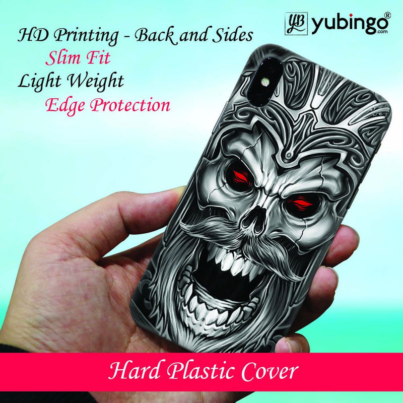 Cool Monster Back Cover for Xiaomi Redmi Note 5 Pro