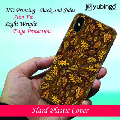Autumn Leaves Back Cover for Apple iPhone 8 Plus-Image2