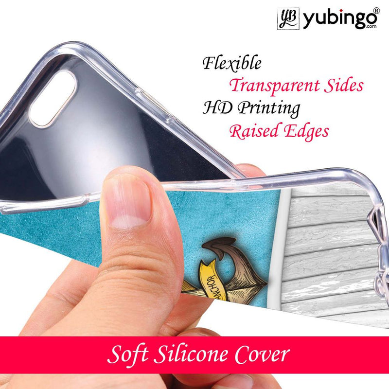 You Are My Anchor Back Cover for Apple iPhone 4 and iPhone 4S (Logo Cut)-Image3