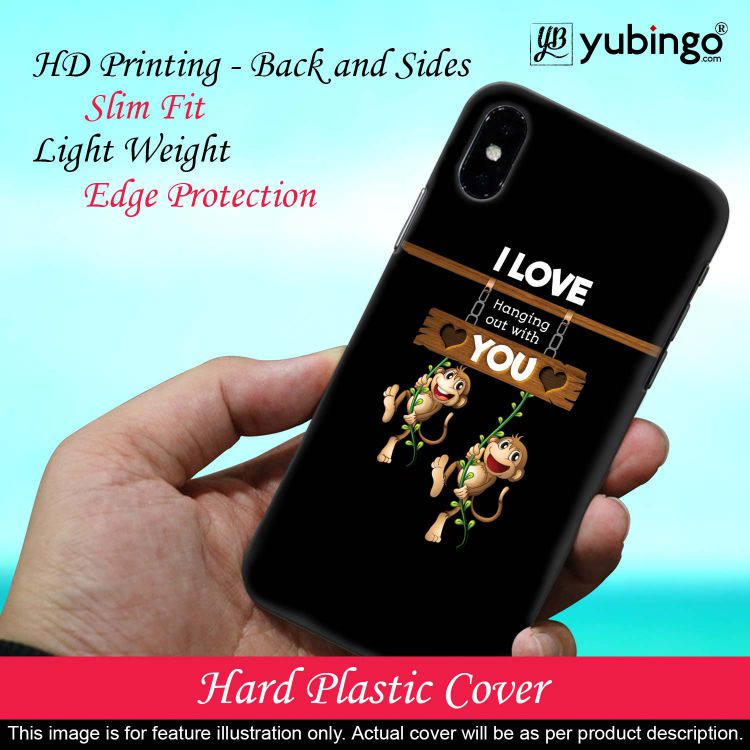 Love Hanging Out Back Cover for Vivo S1 Pro