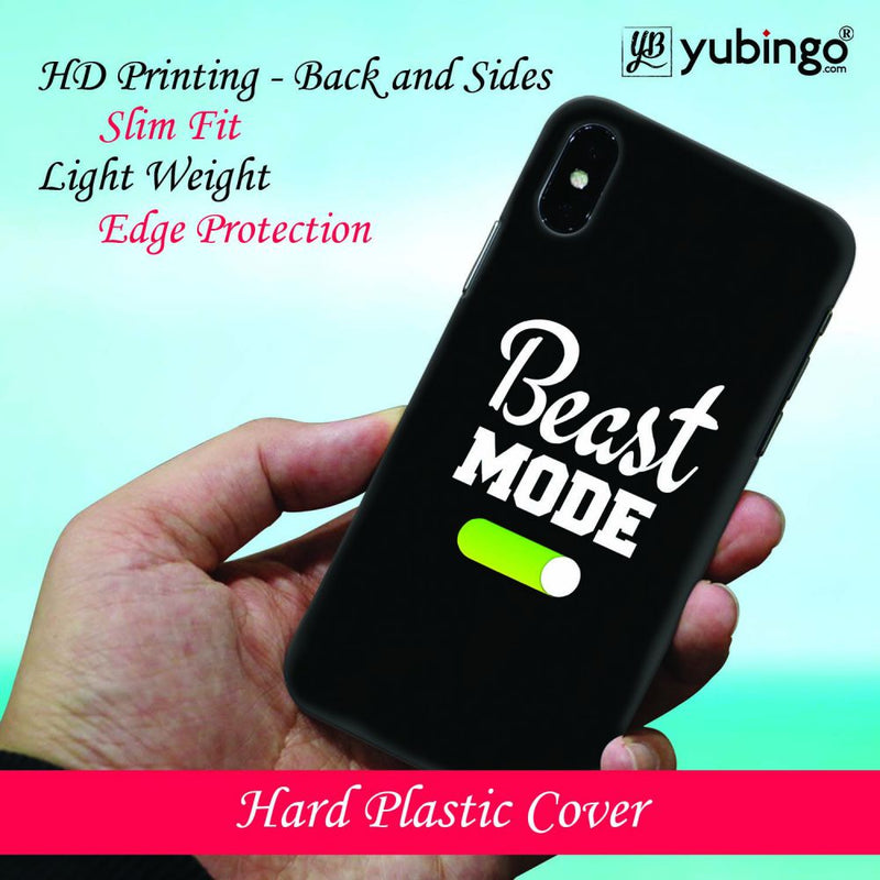 Beast Mode Back Cover for Apple iPod Touch 5