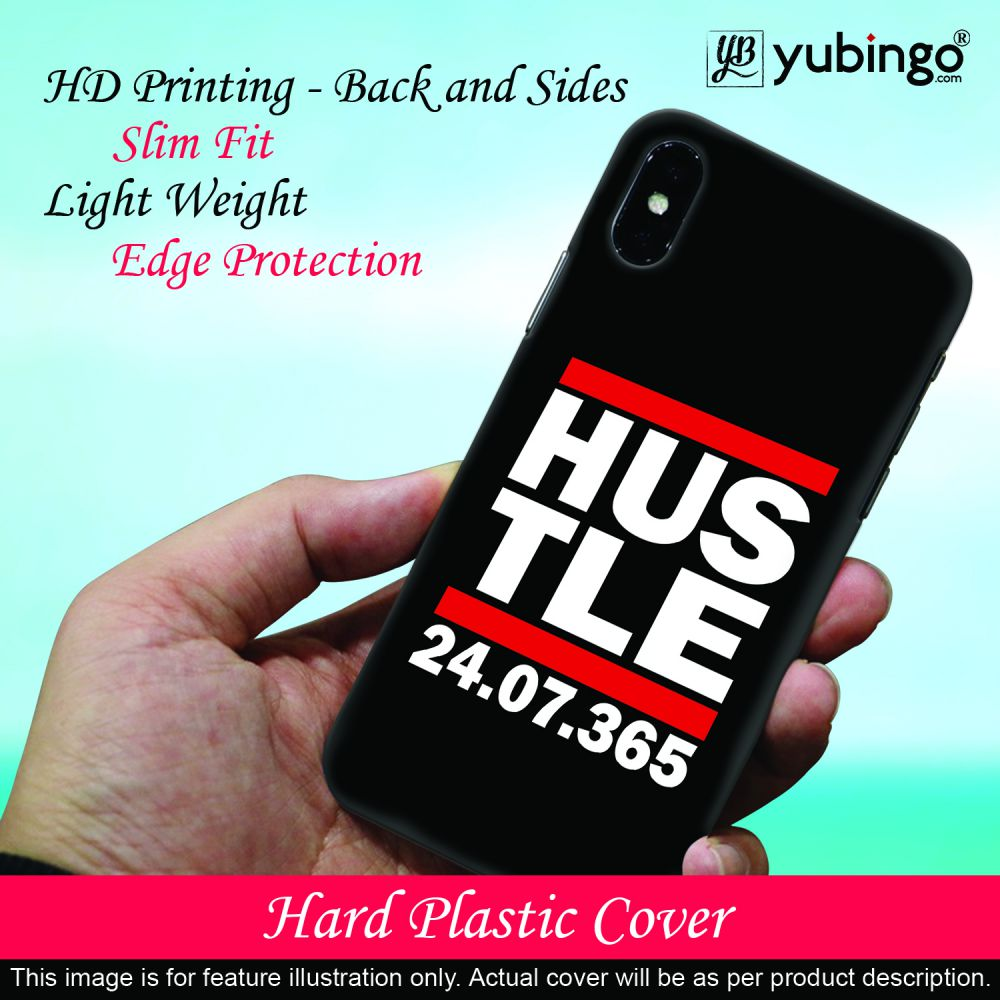 Hustle 365 Days Back Cover for Huawei P30 lite-Image2