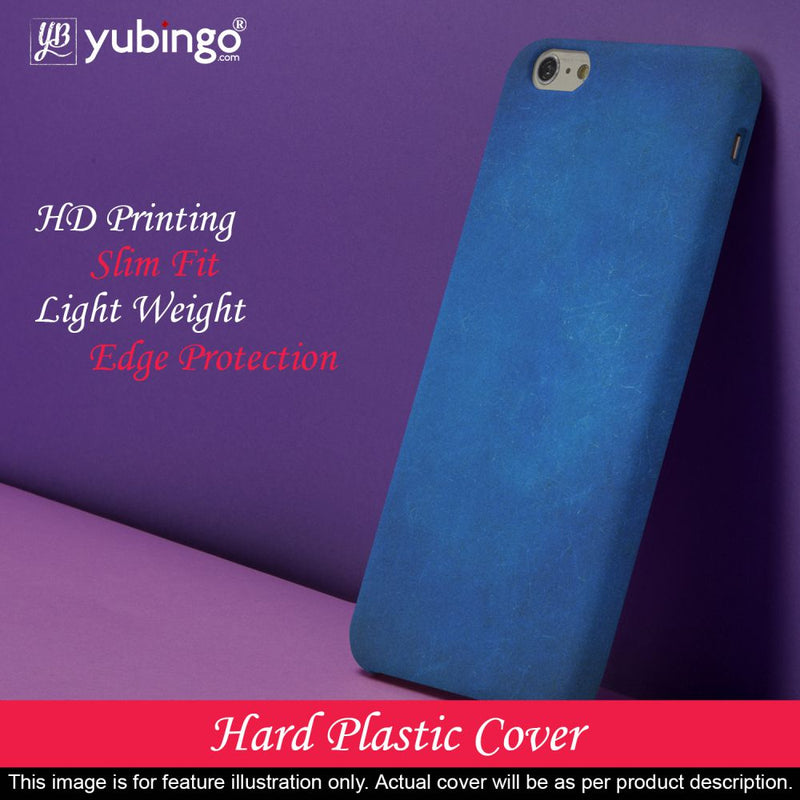 Super Blue Back Cover for Huawei Y9 (2019)