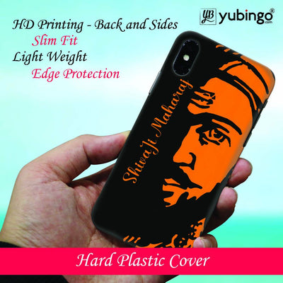 Shivaji Maharaj Back Cover for Apple iPhone 8 Plus-Image2
