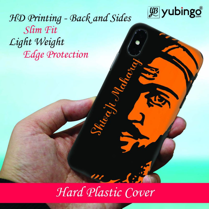 Shivaji Maharaj Back Cover for Apple iPhone 8 Plus