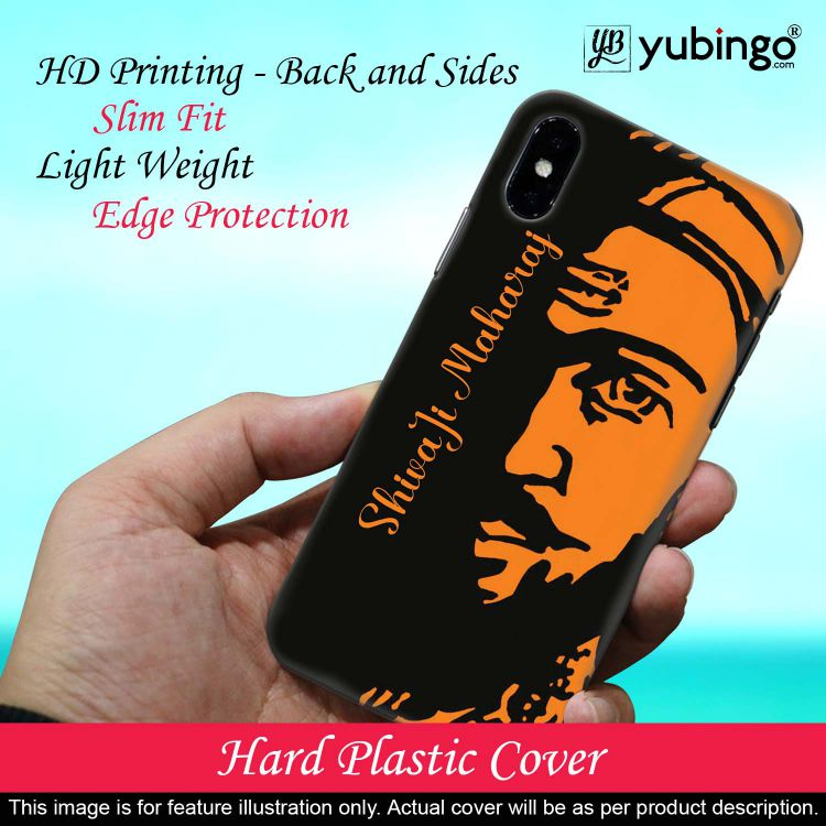 Shivaji Maharaj Back Cover for Huawei Y9 (2019)