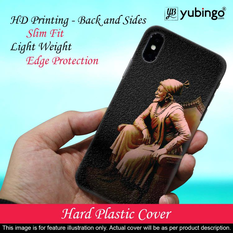 Shivaji Photo Back Cover for Huawei Y9 (2019)