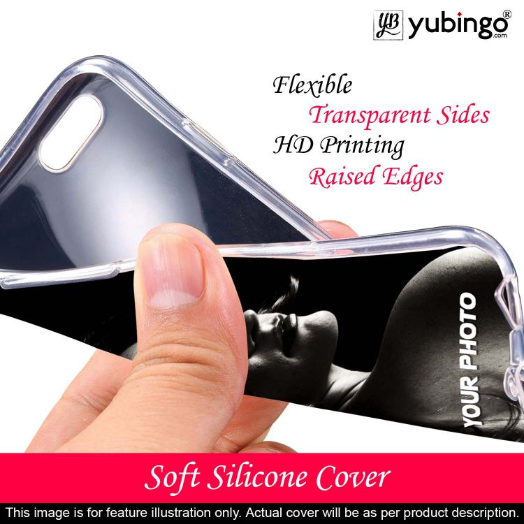 Your Photo Back Cover for Samsung Galaxy A01