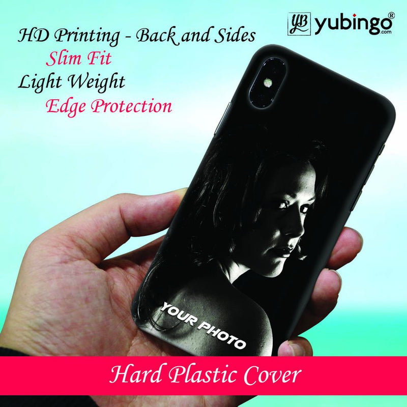 Your Photo Back Cover for Oppo F9 Pro
