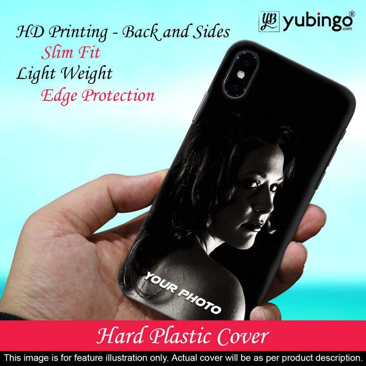 Your Photo Back Cover for Oppo R15x