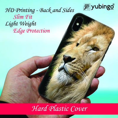 Lion Back Cover for Apple iPhone 8 Plus-Image2