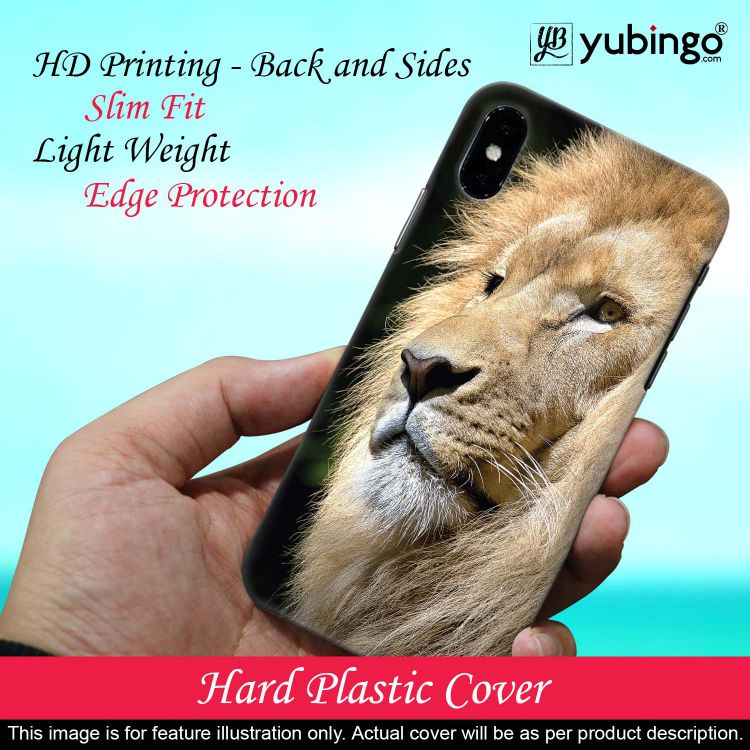 Lion Back Cover for Huawei Y9 (2019)