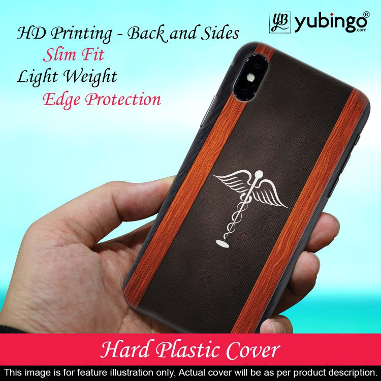 Doctor Symbol Back Cover for Huawei Y9 (2019)