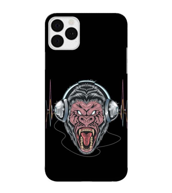 Angry Monkey Back Cover for Apple iPhone 11 Pro Max
