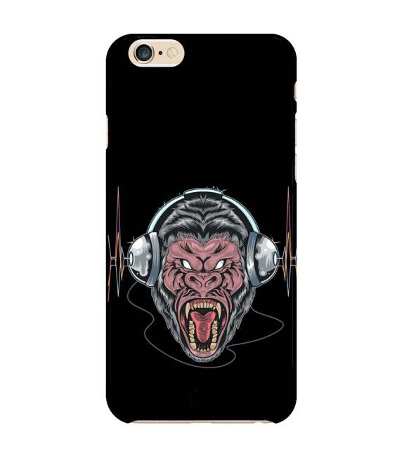Angry Monkey Back Cover for Apple iPhone 6 Plus and iPhone 6S Plus