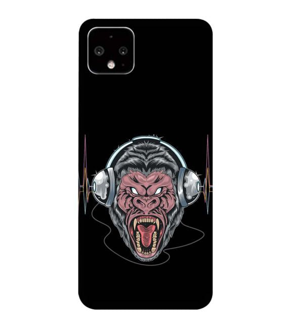 Angry Monkey Back Cover for Google Pixel 4 XL