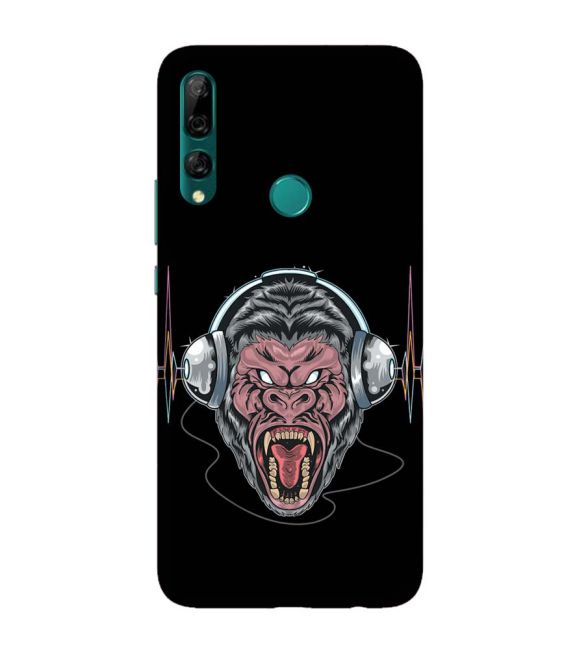 Angry Monkey Back Cover for Huawei Y9 Prime (2019)