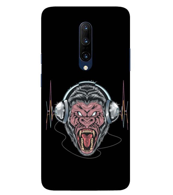 Angry Monkey Back Cover for OnePlus 7 Pro