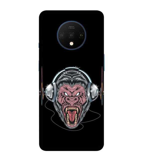 Angry Monkey Back Cover for OnePlus 7T