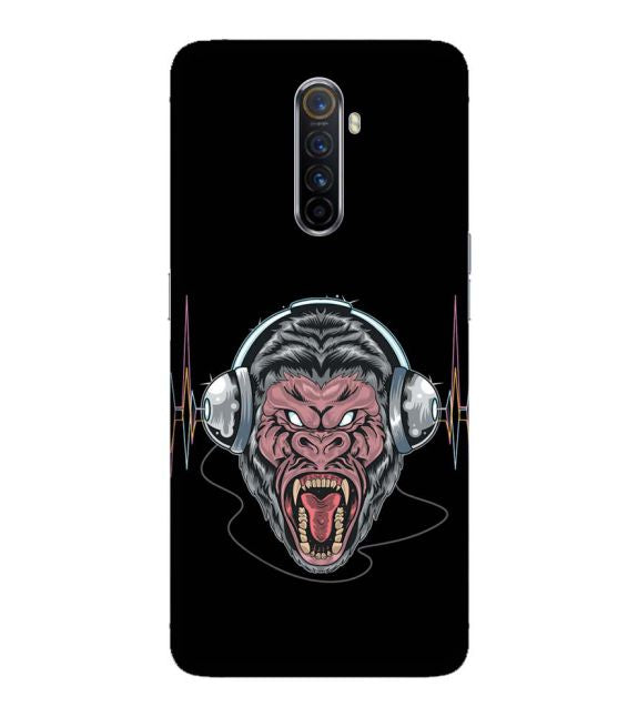 Angry Monkey Back Cover for Oppo Reno Ace