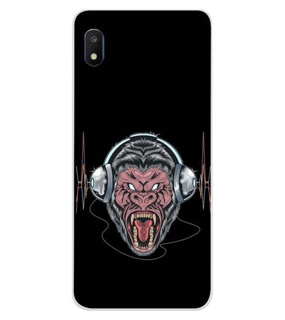 Angry Monkey Back Cover for Samsung Galaxy A10e