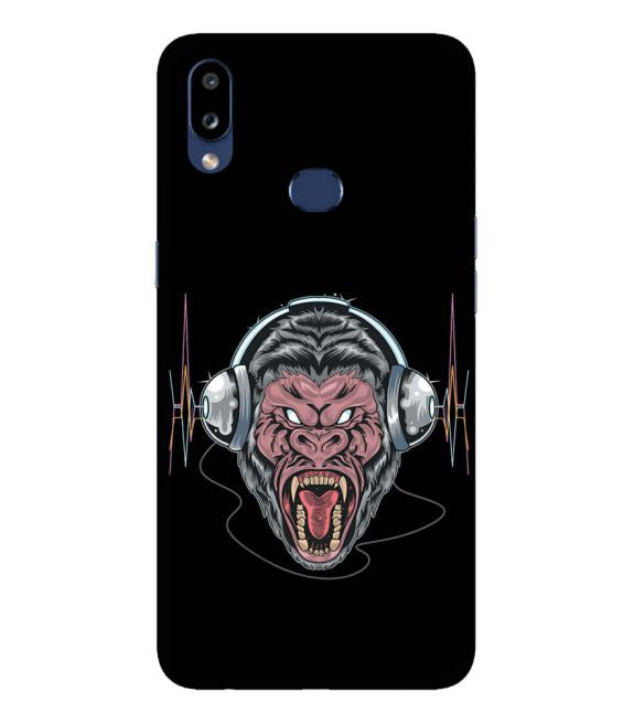 Angry Monkey Back Cover for Samsung Galaxy A10s