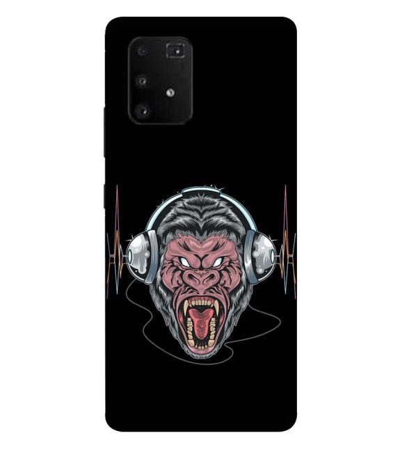 Angry Monkey Back Cover for Samsung Galaxy A91
