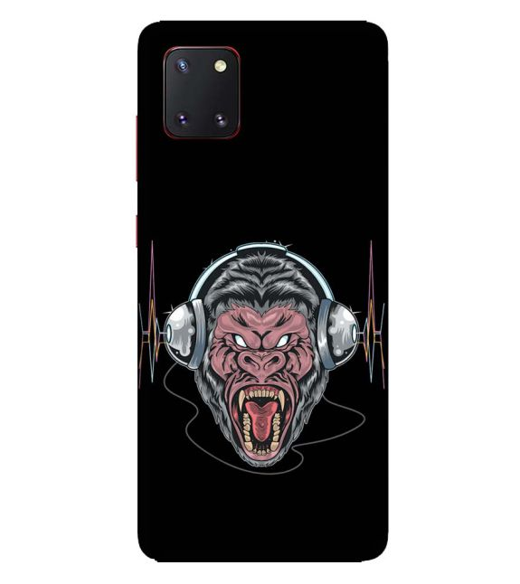 Angry Monkey Back Cover for Samsung Galaxy Note10 Lite
