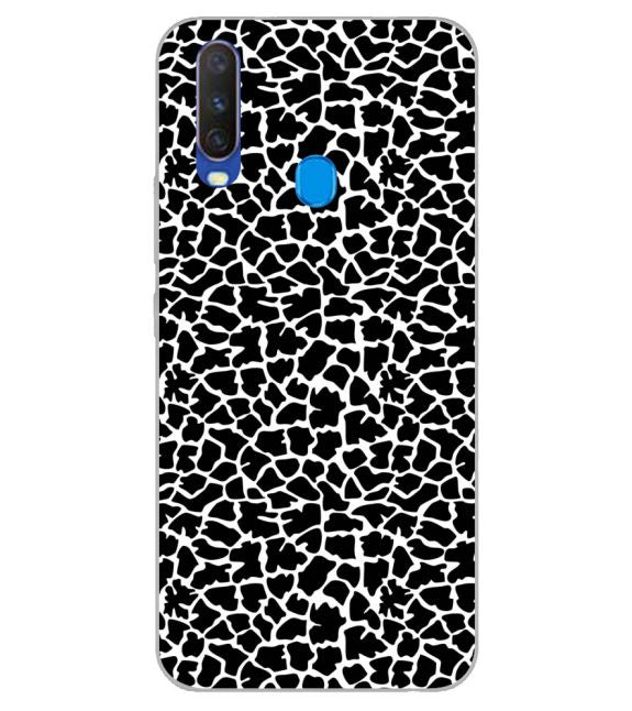 Animal Pattern Back Cover for Samsung Galaxy A60