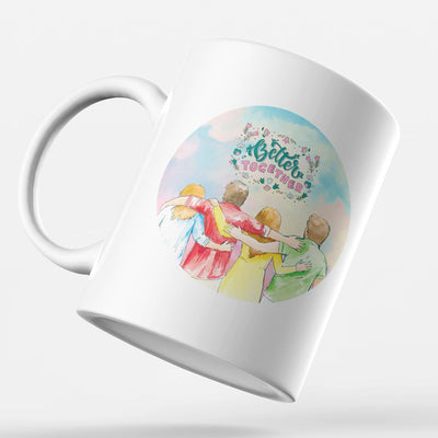Better Together Coffee Mug