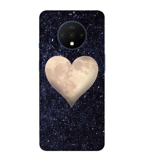 Big Heart Back Cover for OnePlus 7T