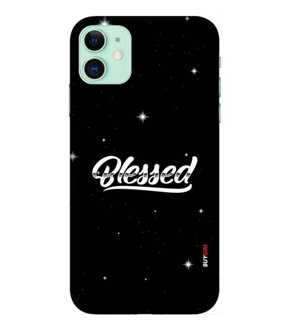 Blessed Back Cover for Apple iPhone 11