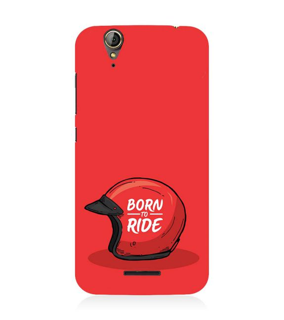 Born 2 Ride Back Cover for Acer Liquid Zade 630