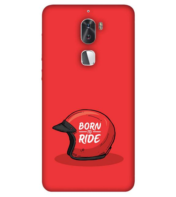 Born 2 Ride Back Cover for Coolpad Cool 1
